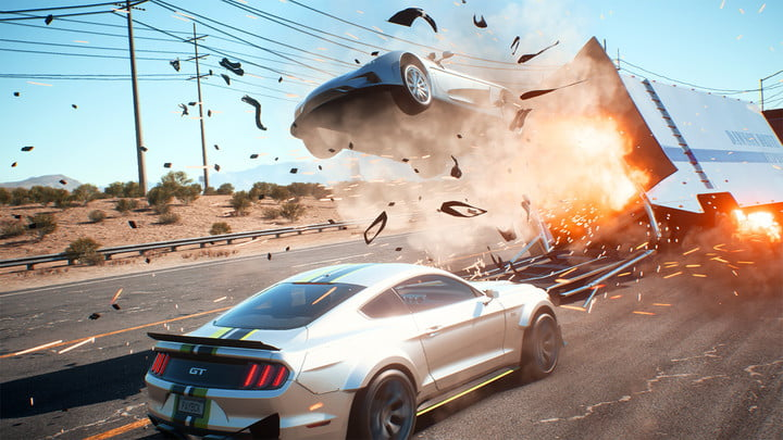 Need for Speed Payback review explosion