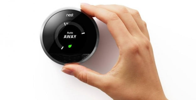 Nest Learning Thermostat auto-away