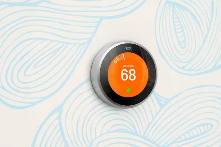 everything that works with nest thermostat control heat
