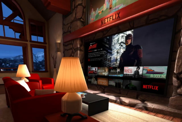 netflix adds 4k and hdr but not vr living room