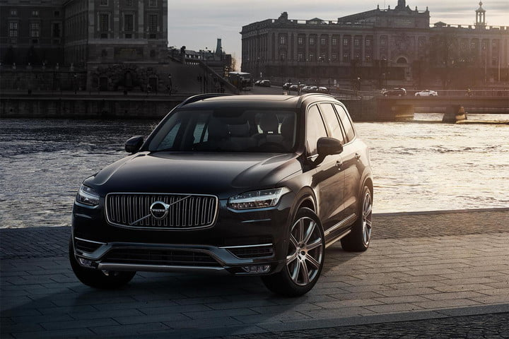 by 2018 volvos oldest vehicle could be the all new xc90 2015 volvo