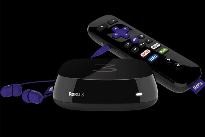 roku 3 voice search new