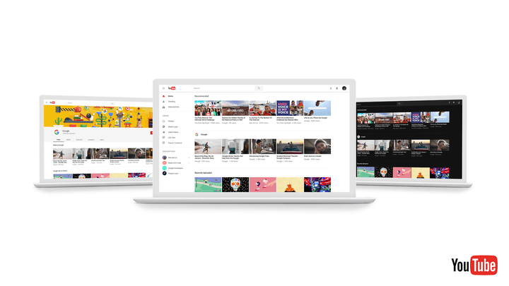 new youtube design and features unveiled yt
