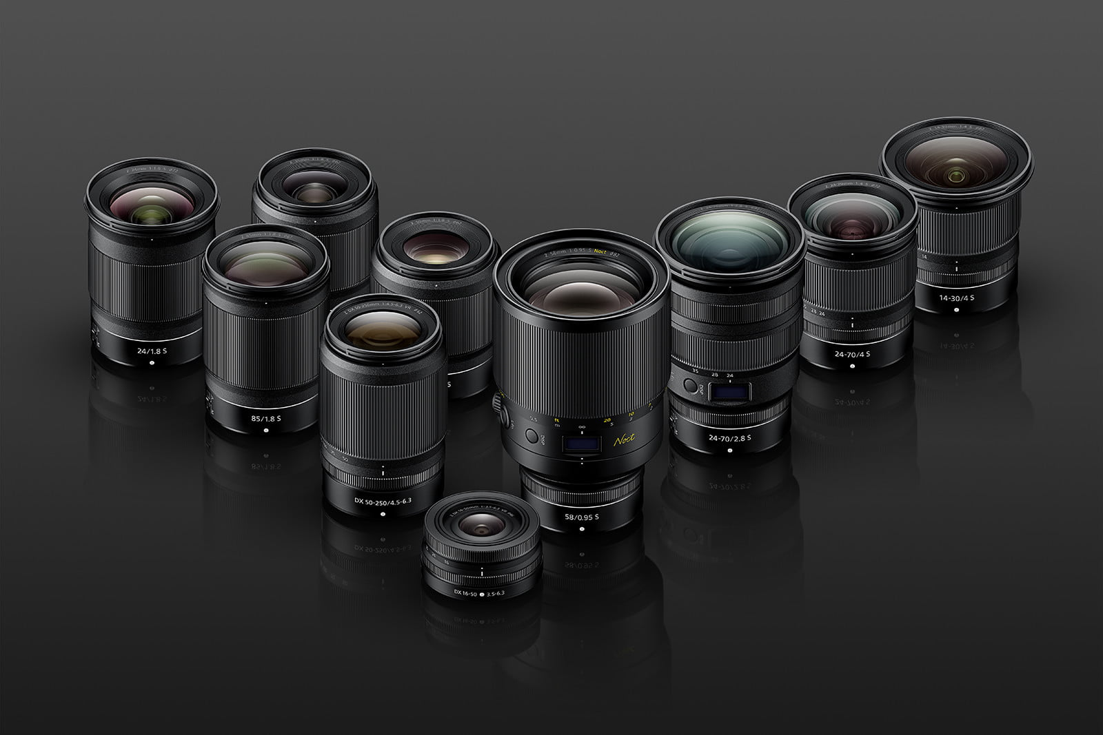 nikkor z 58mm f095 s noct unveiled lens lineup oct2019