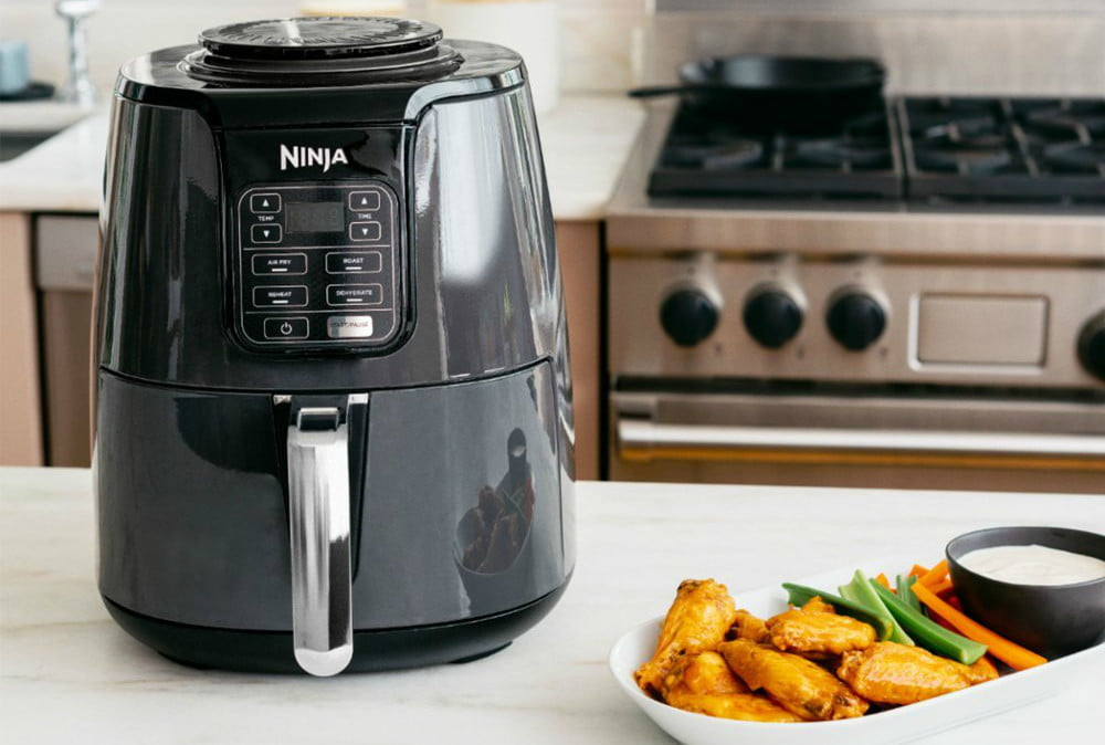 best buy drops air fryer prices from power ninja cuisinart and philips  4 qt digital 5