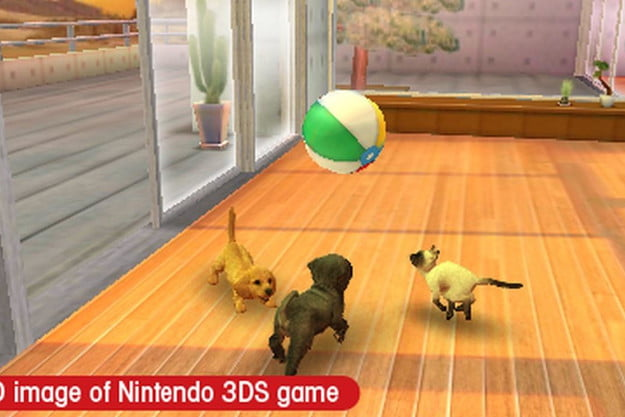 nintendogs cats 3ds review