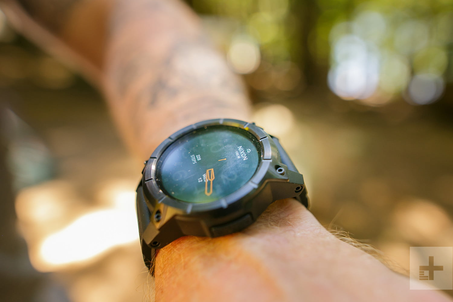 Nixon Mission Watch Outdoor Awards side