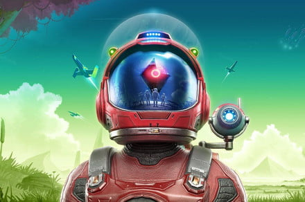 No Man's Sky's new Prisms update lives up to the game's original promises