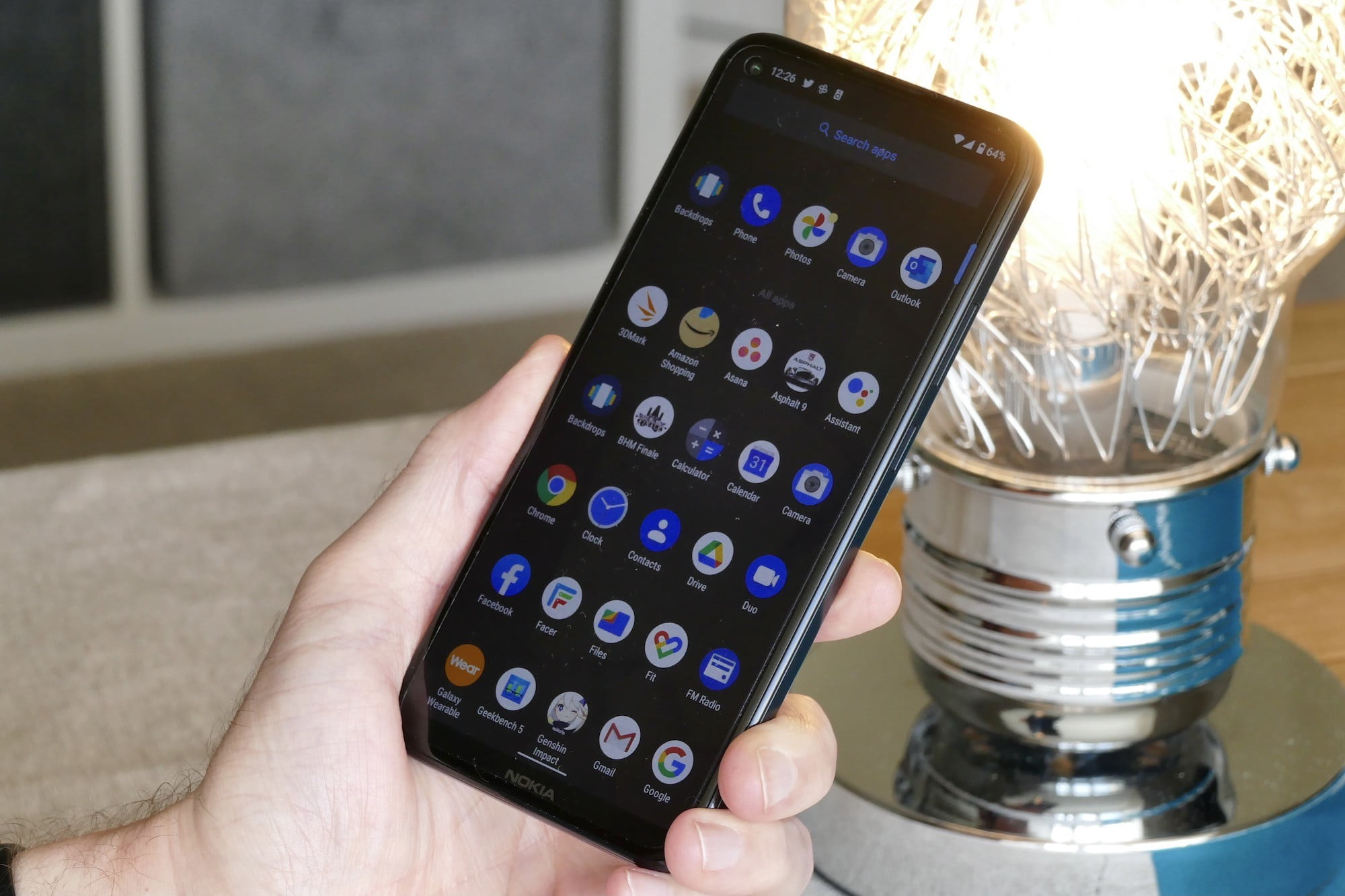 hmd global nokia 5 4 review apps