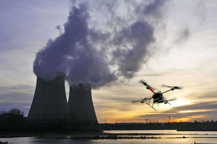 faa bans drone flights over nuclear sites plant
