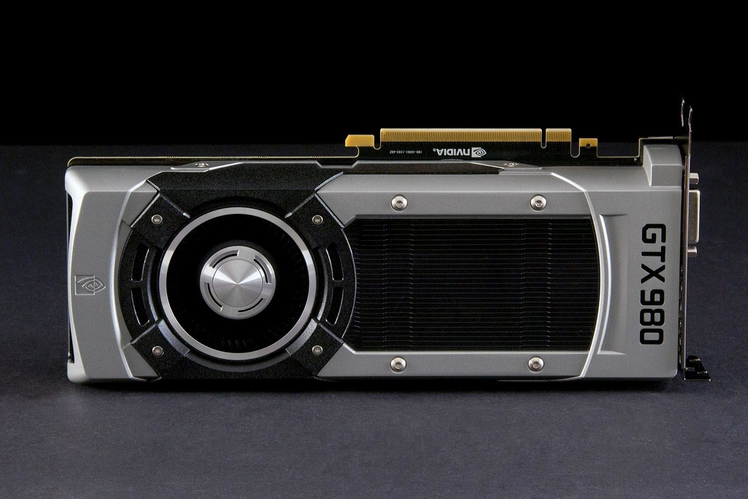 nvidia geforce gtx 980 review gtx980 front full