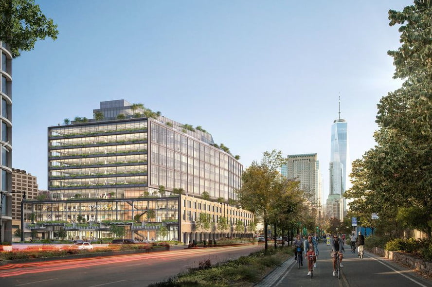 google to spend 1 billion on new campus in york city nyc  2