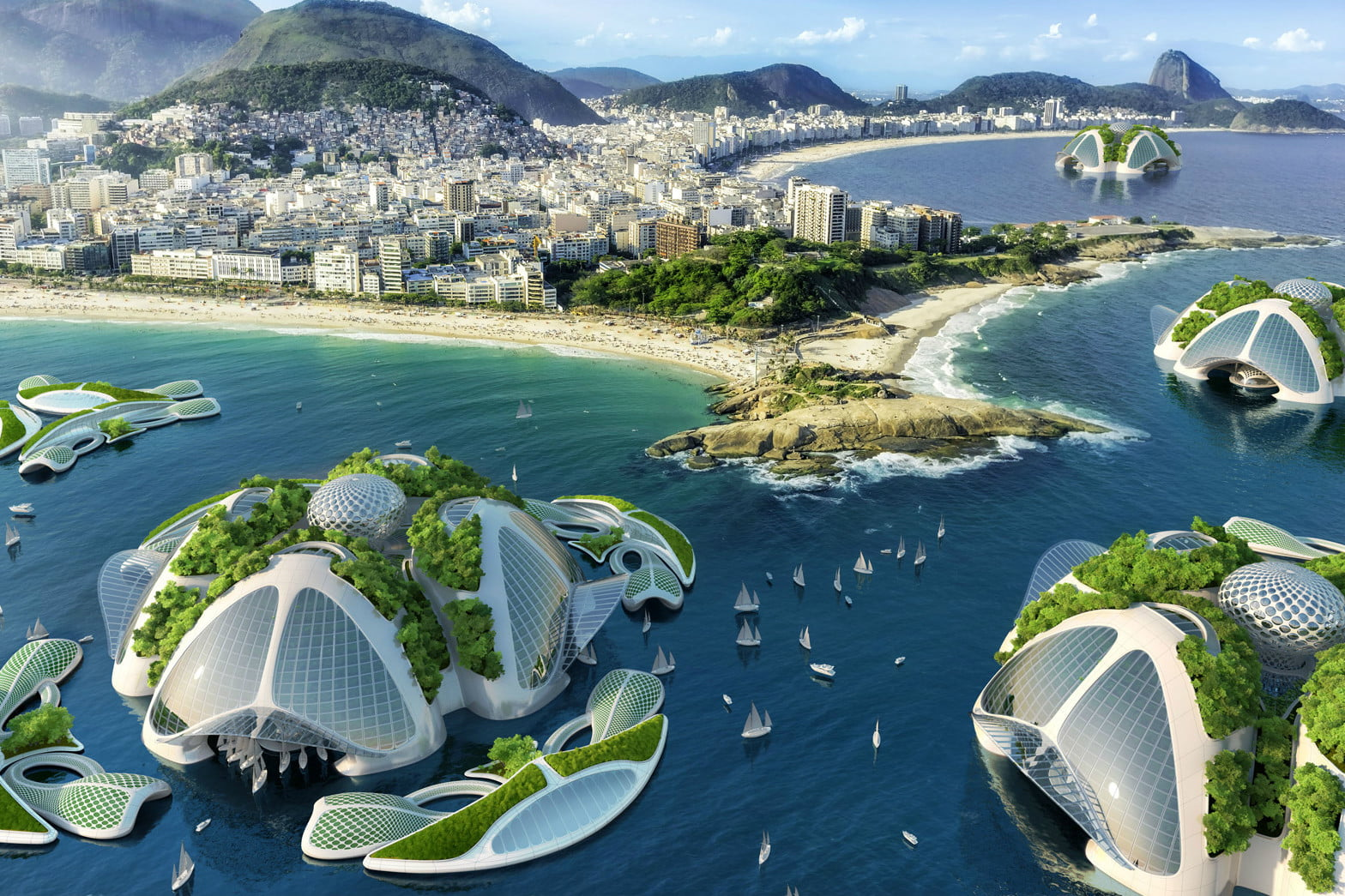 vincent callebaut imagines 3d oceanscrapers made of trash oceanscraper 2