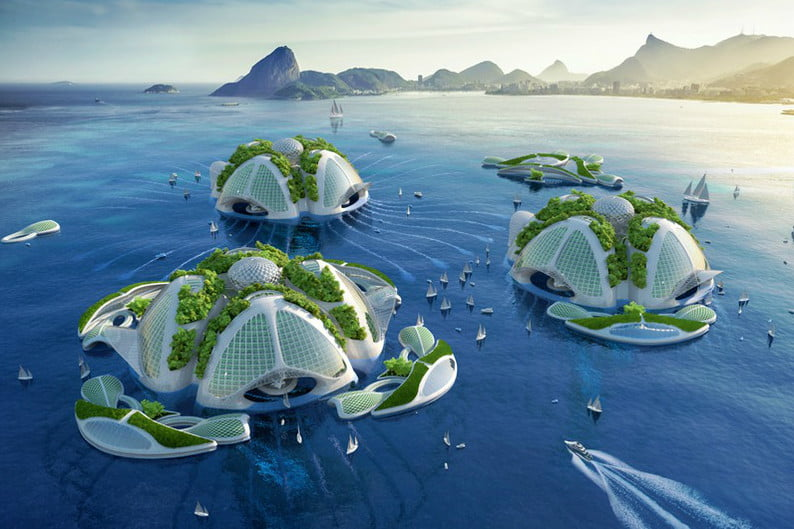 vincent callebaut imagines 3d oceanscrapers made of trash oceanscraper