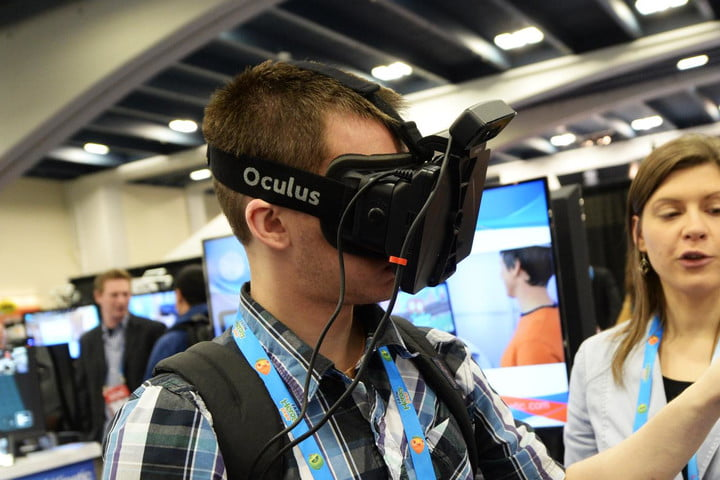 like facebook says working virtual reality versions apps oculus rift gdc 2014 feature