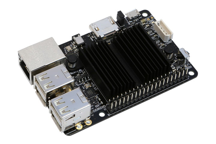 c2 offers competitive specs to raspberry pi odroidc2