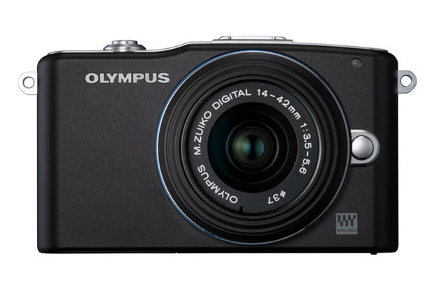 olympus-pen-e-pm1-black-front