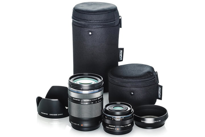 olympus merges simplicity and affordability in new lens kit options travel