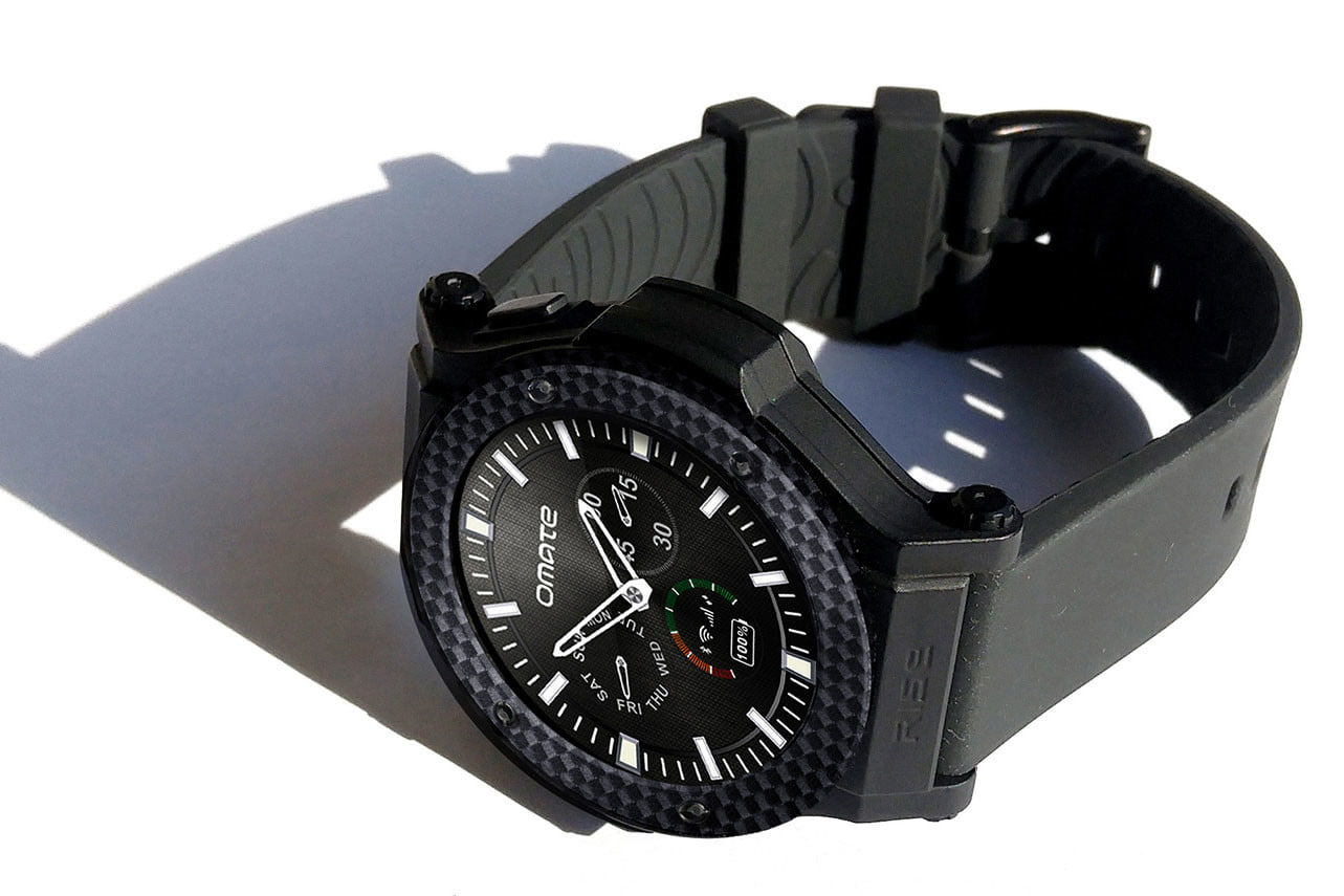 omate rise 3g smartwatch news android standalone watch wearable lollipop
