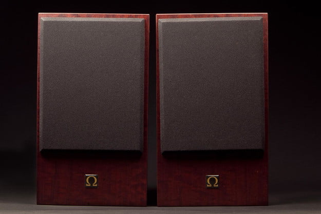 omega speaker systems super 3t review front speakers