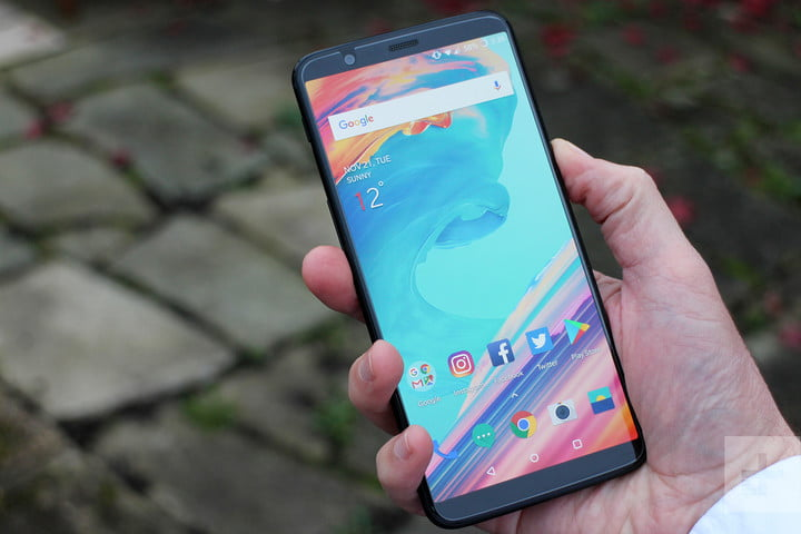 oneplus 5t review screen protector