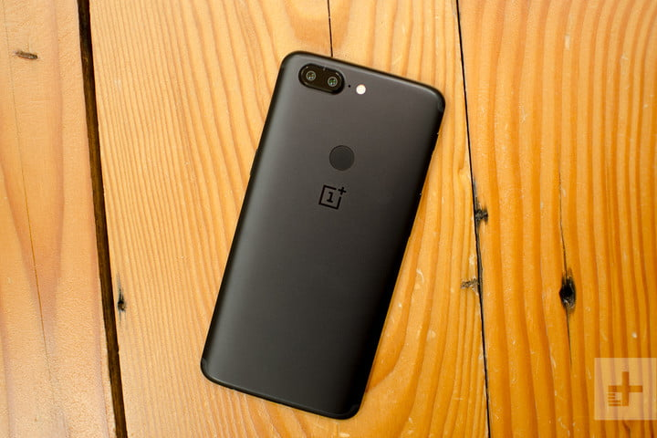 oneplus 5t hands on review back angle