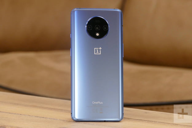 oneplus 7t review back