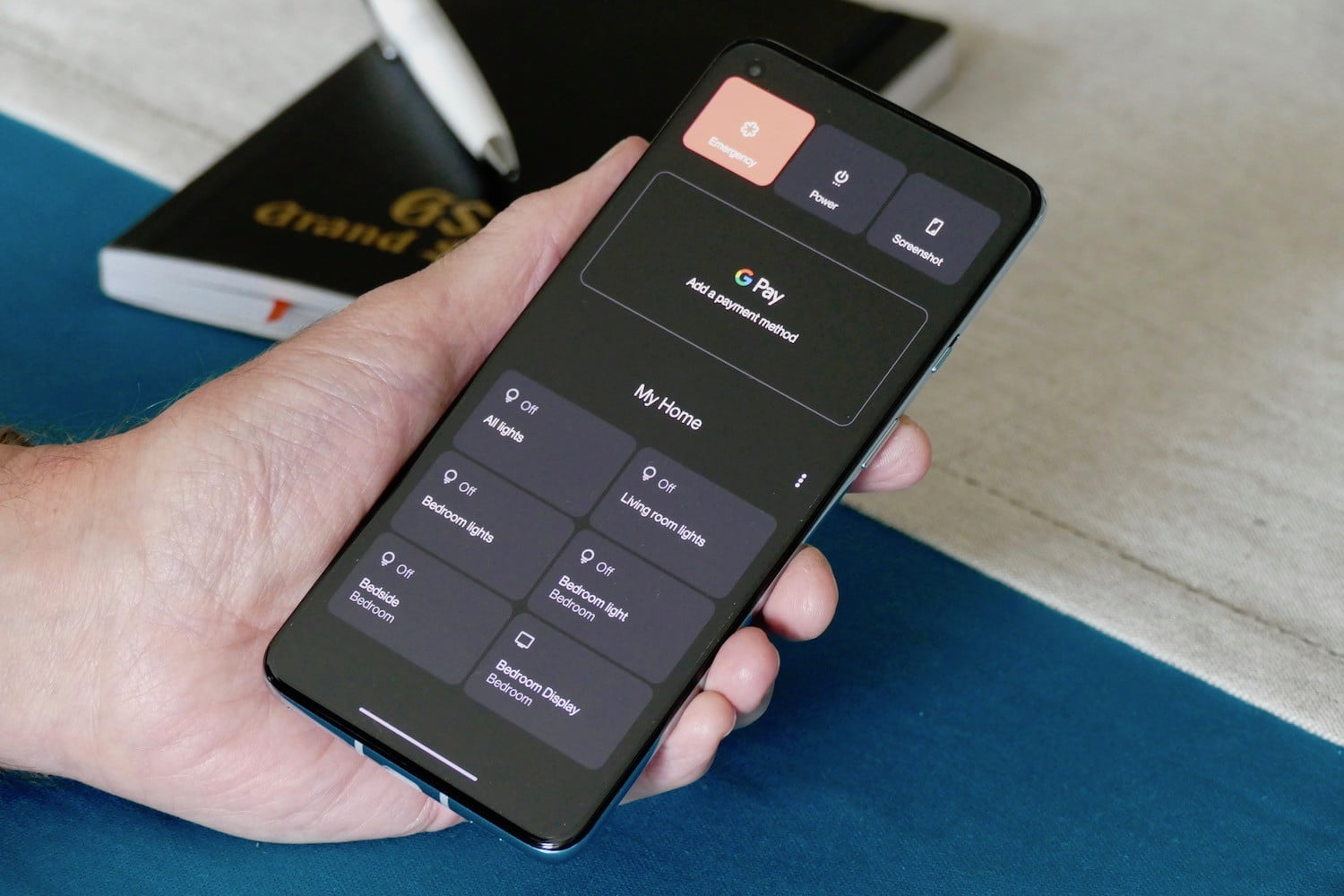 oneplus 8t review android 11 shortcut