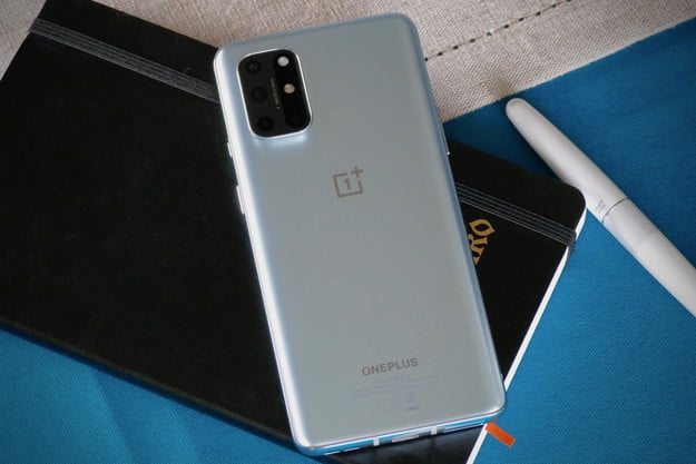 oneplus 8t review back