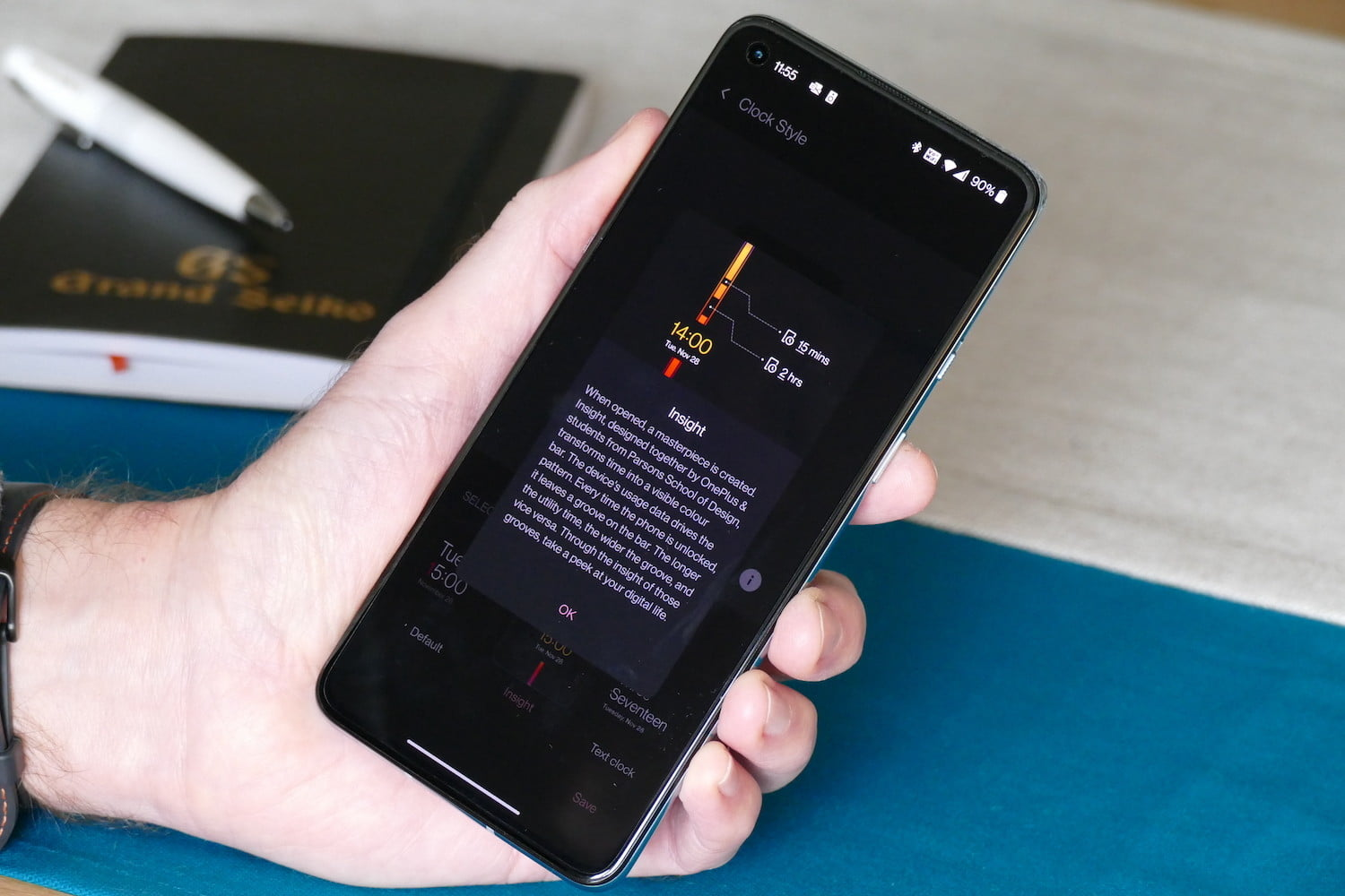 oneplus 8t review insight