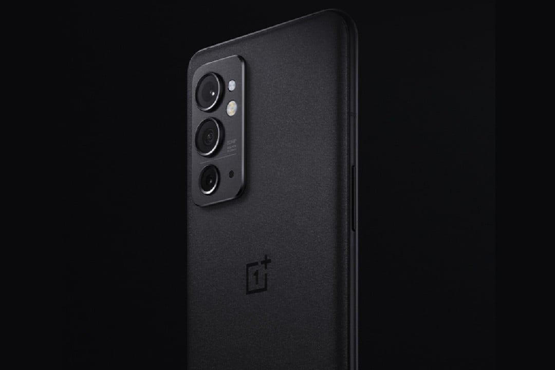 OnePlus 9RT in Black as leaked by tipster Evan Blass ahead of launch.