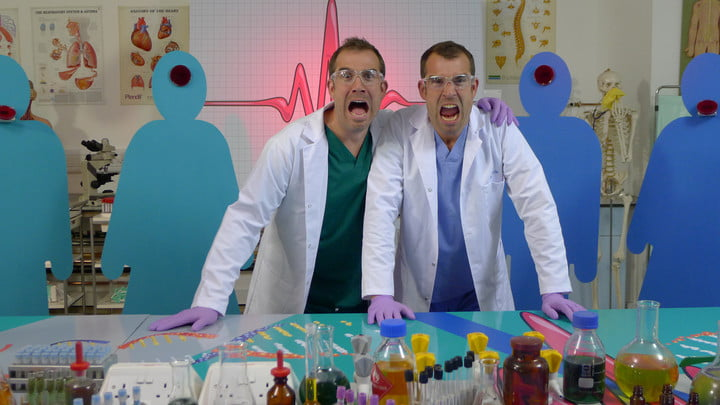Operation Ouch! on Netflix