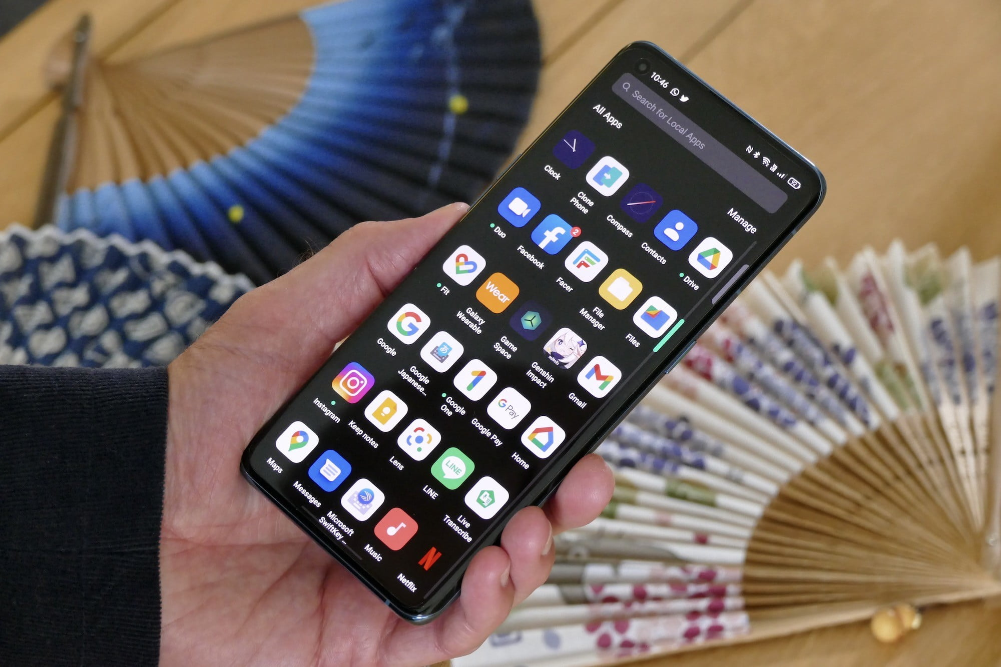 oppo find x3 pro review apps