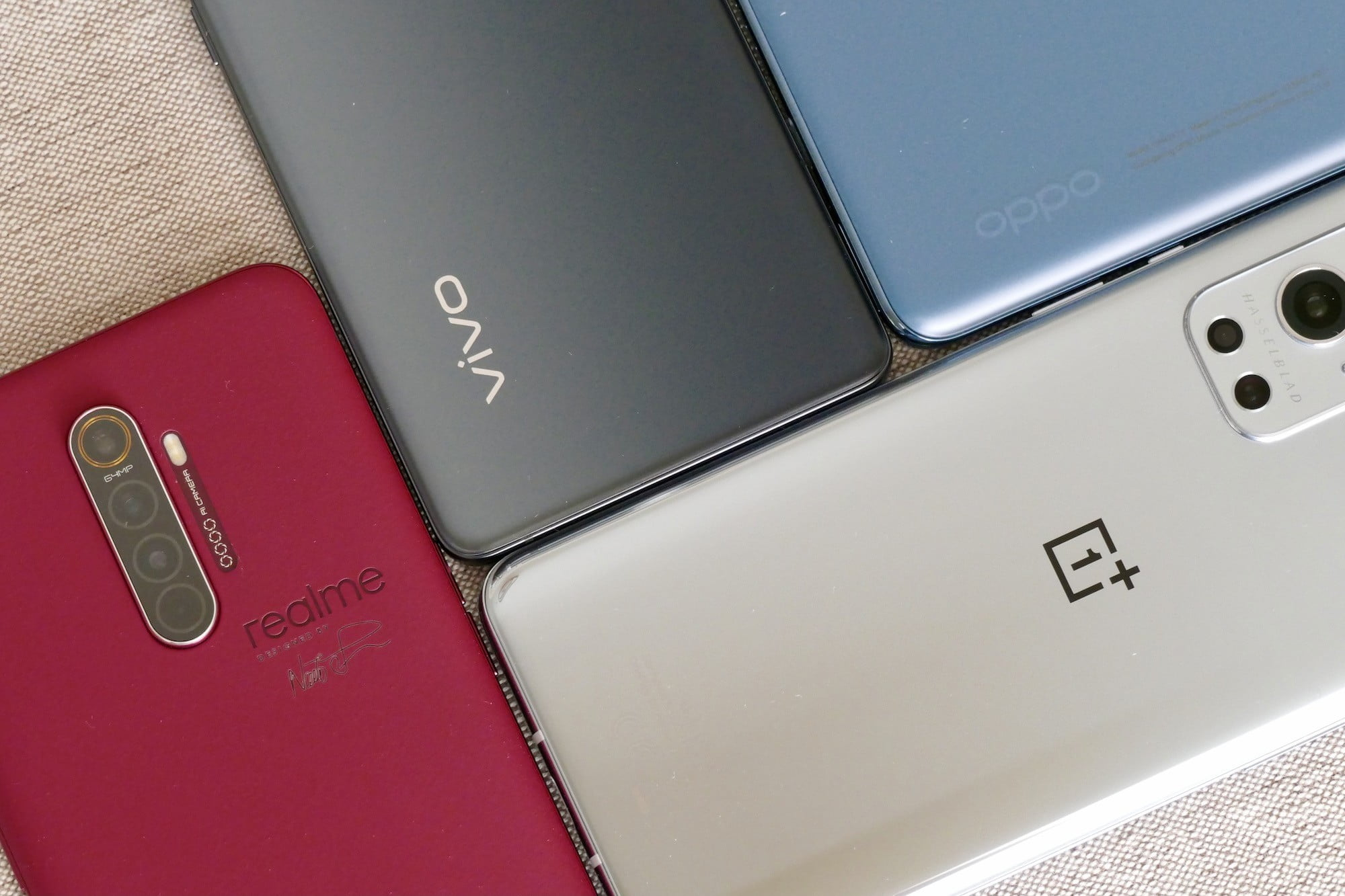 Oppo, Realme, Vivo, and OnePlus are in the midst of an identity crisis