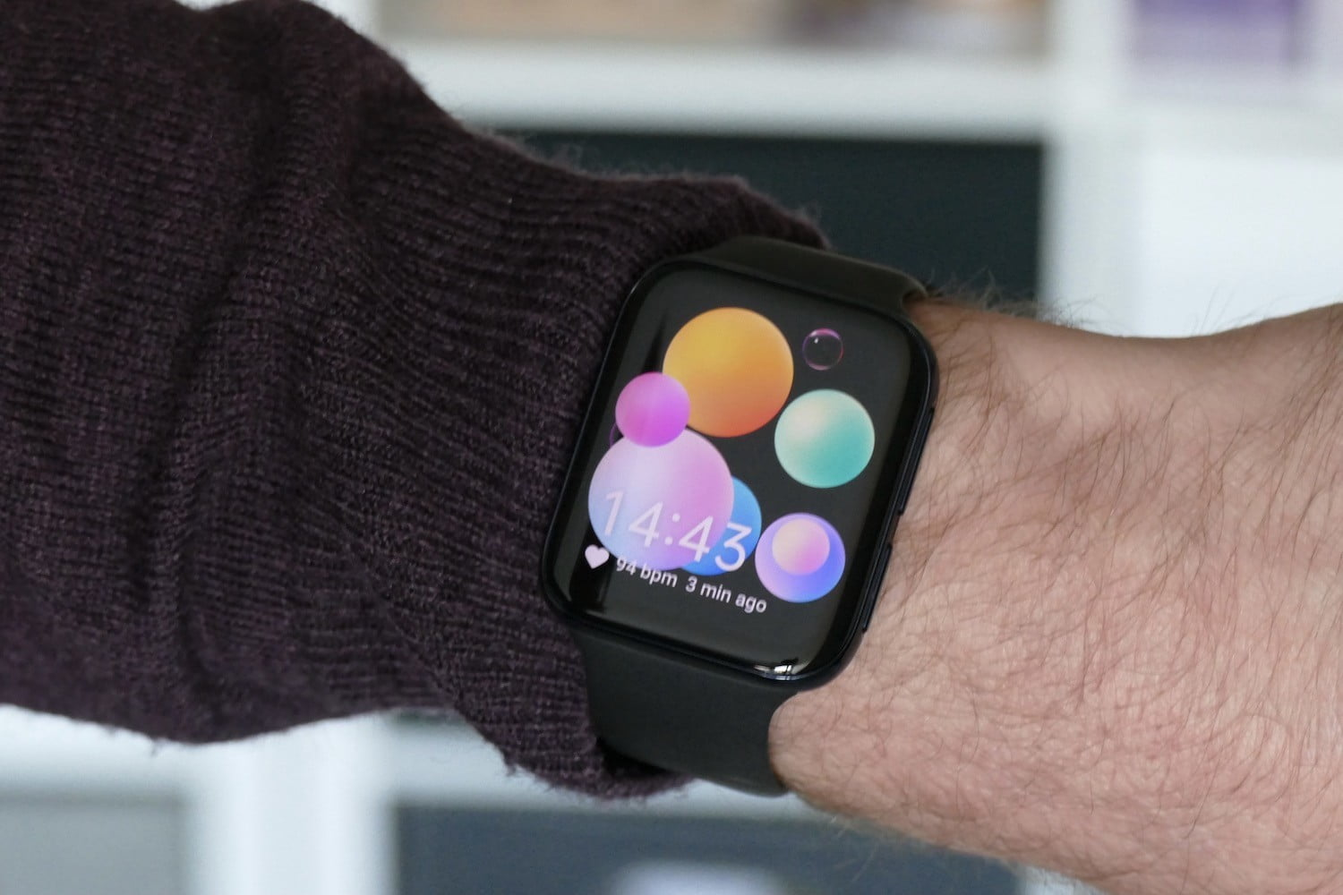 oppo watch 46mm lte hands on features price photos release date bubbles