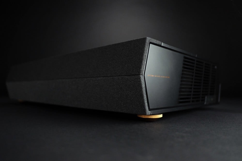 optoma p1 laser ces 2019 tv2
