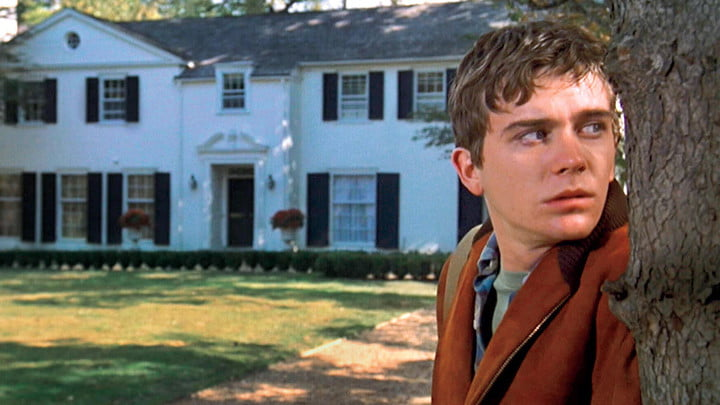 Timothy Hutton in Ordinary People.