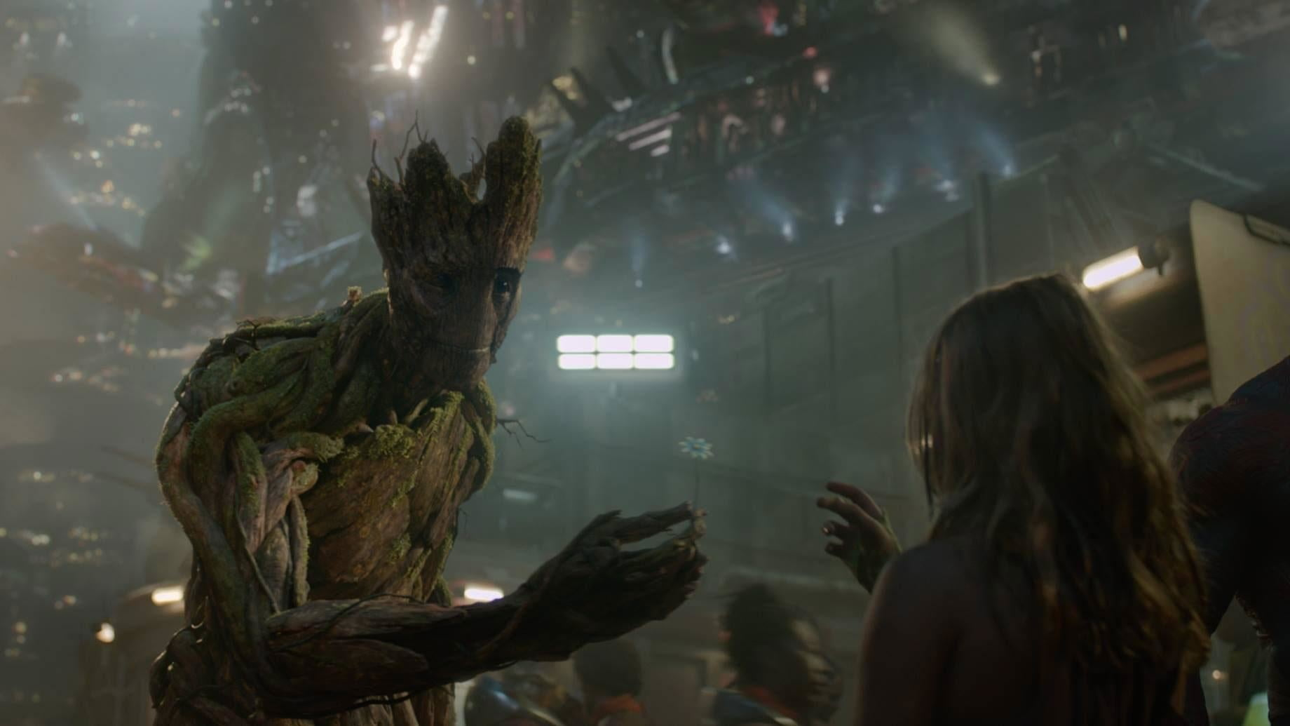 Oscar Effects: Guardians of the Galaxy