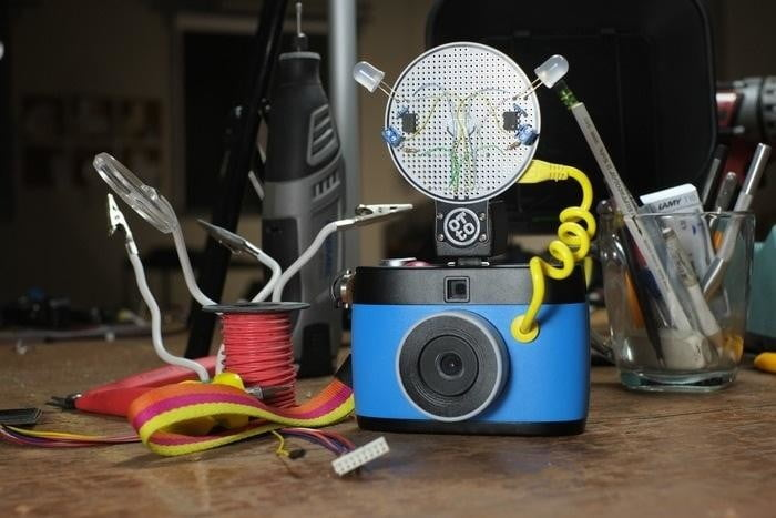otto raspberry pi camera insists hack can awesome new things 2