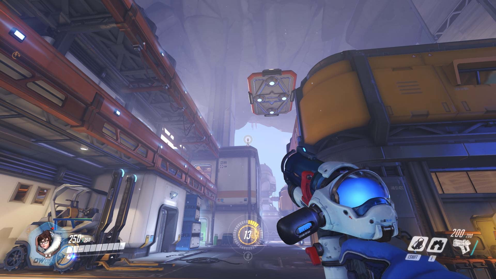overwatch performance guide localfog low