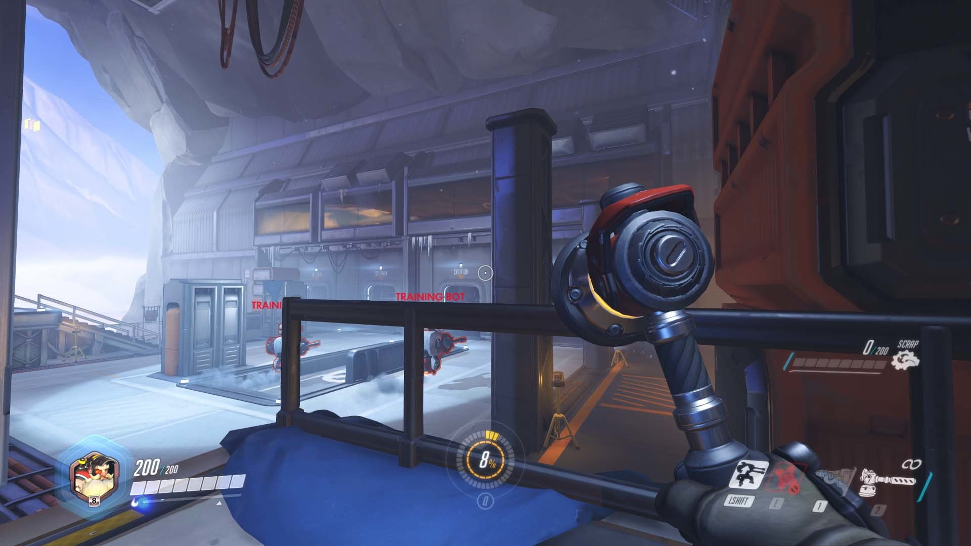 overwatch performance guide presets epic