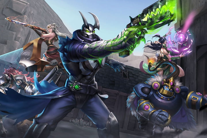 Paladins: Champions of the Realm art