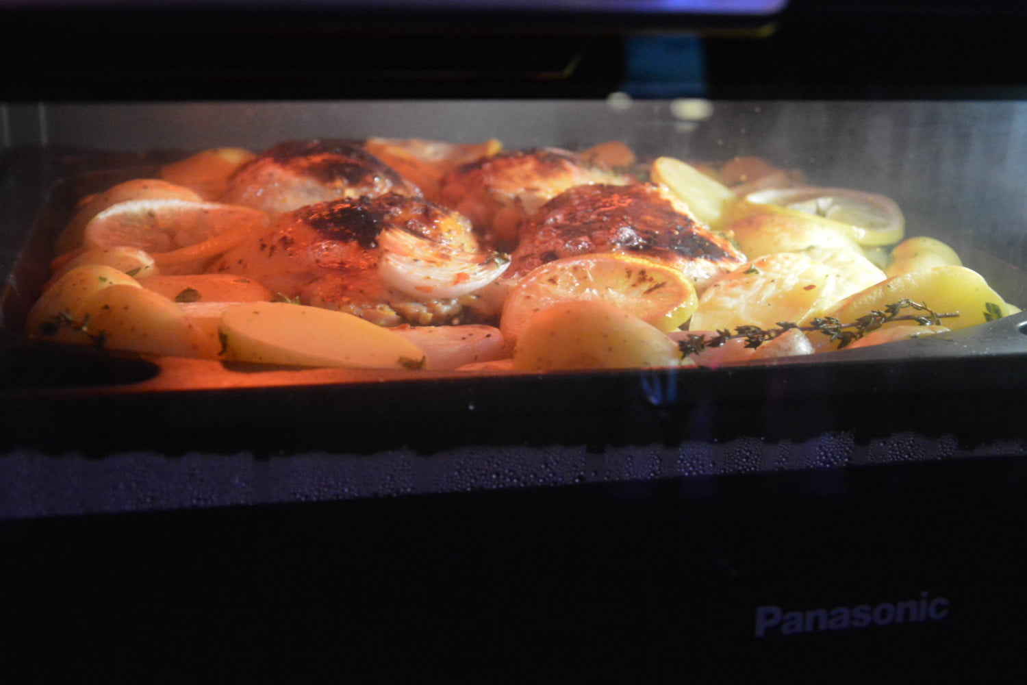 panasonic countertop induction oven ces 2017 2