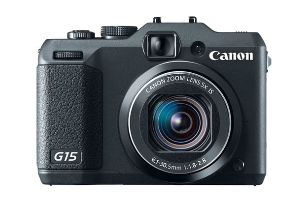 Panasonic G15 review front
