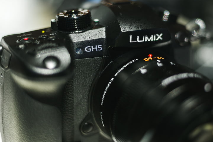 best camera tech ces 2017 panasonic lumix gh5