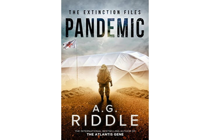 Pandemic (The Extinction Files Book 1) by A.G. Riddle.