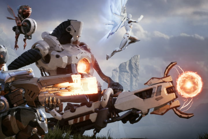 paragon from epic games seeks open beta testers on ps4 pc paragonlaunch