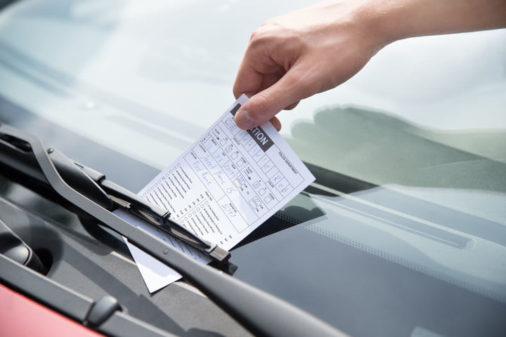 free robotic lawyer appealed 3 million parking tickets ticket robot