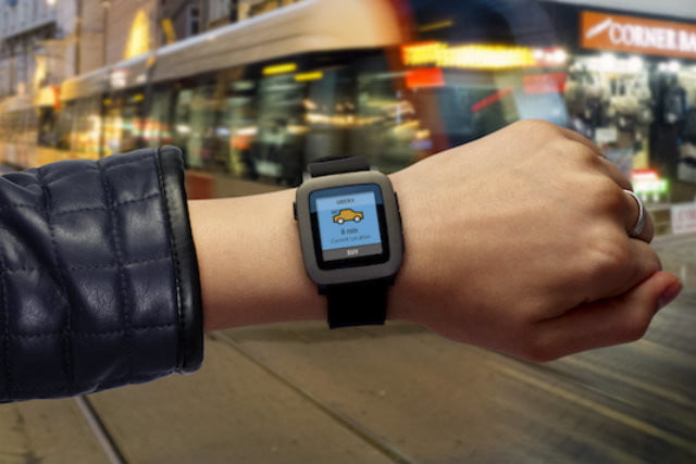 Pebble TIme Smartwatch Deal 1