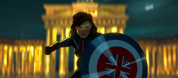 new on disney plus peggy carter marvel what if